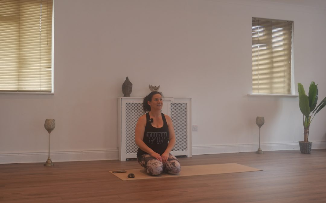Lunchtime Yoga Basics
