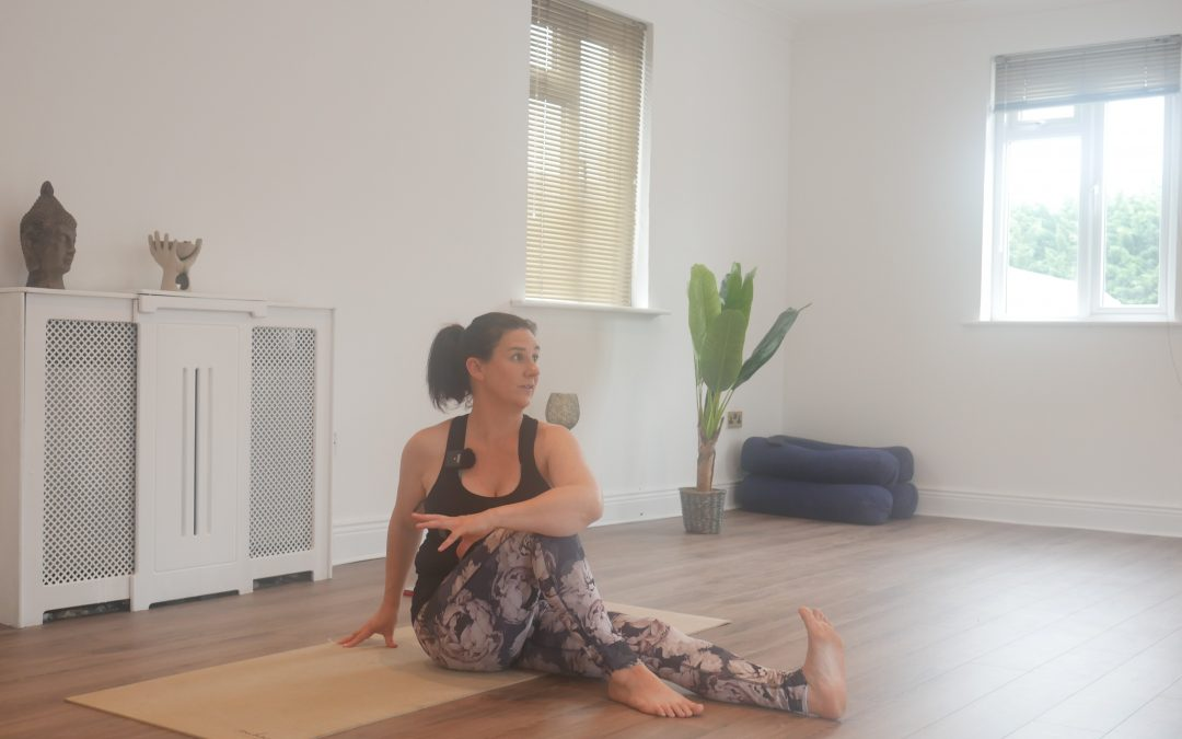Ashtanga Yoga Primary Series