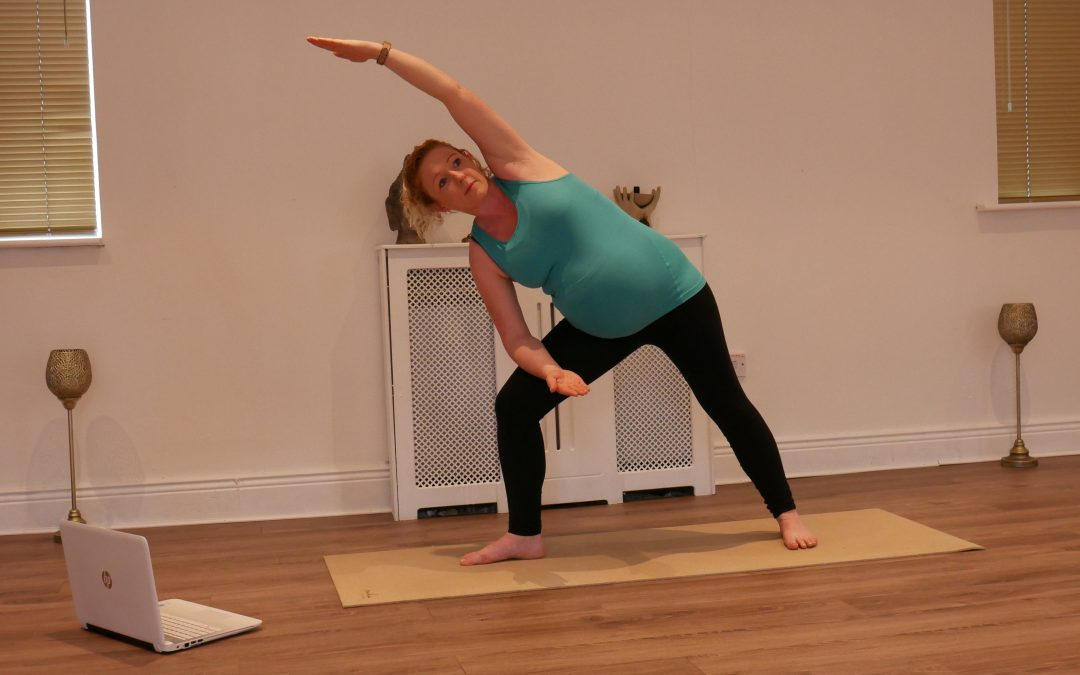 Pregnancy Yoga Class (SPD Safe)