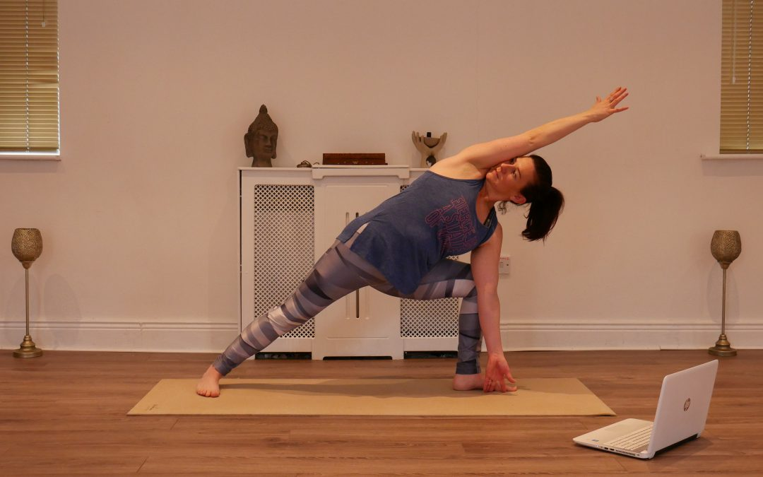 Heart Opening Yoga