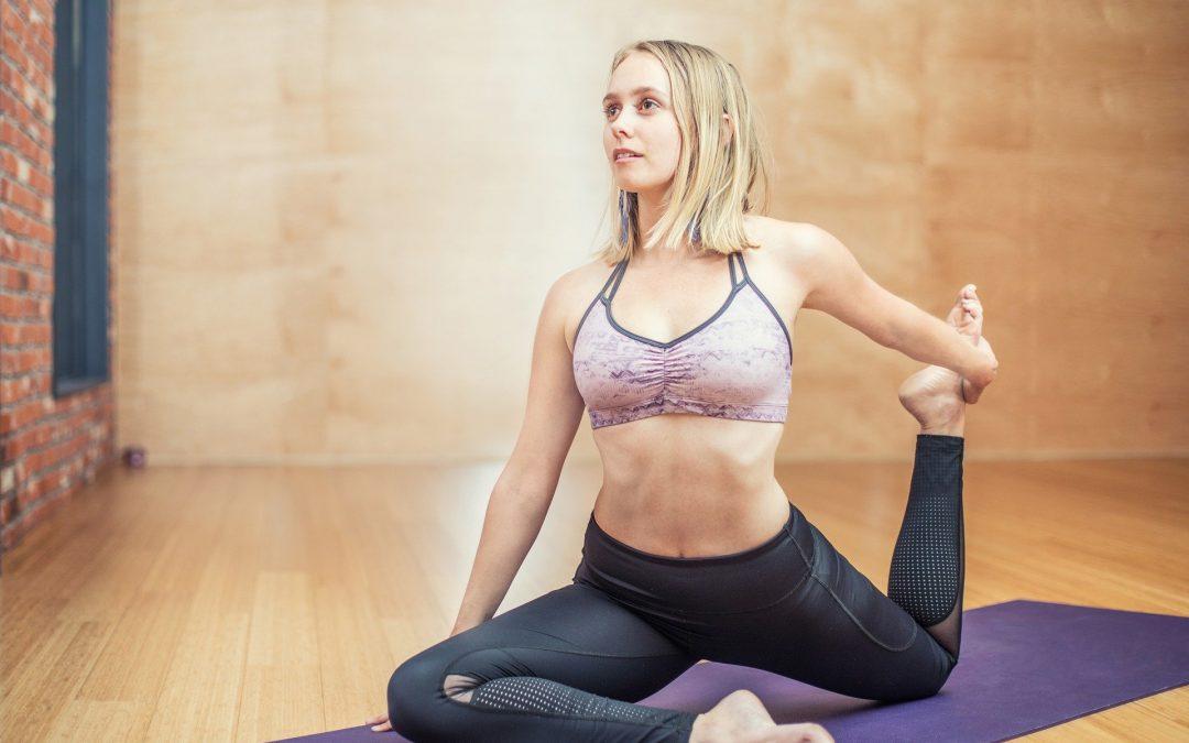 Happy Hips Yoga Workshop