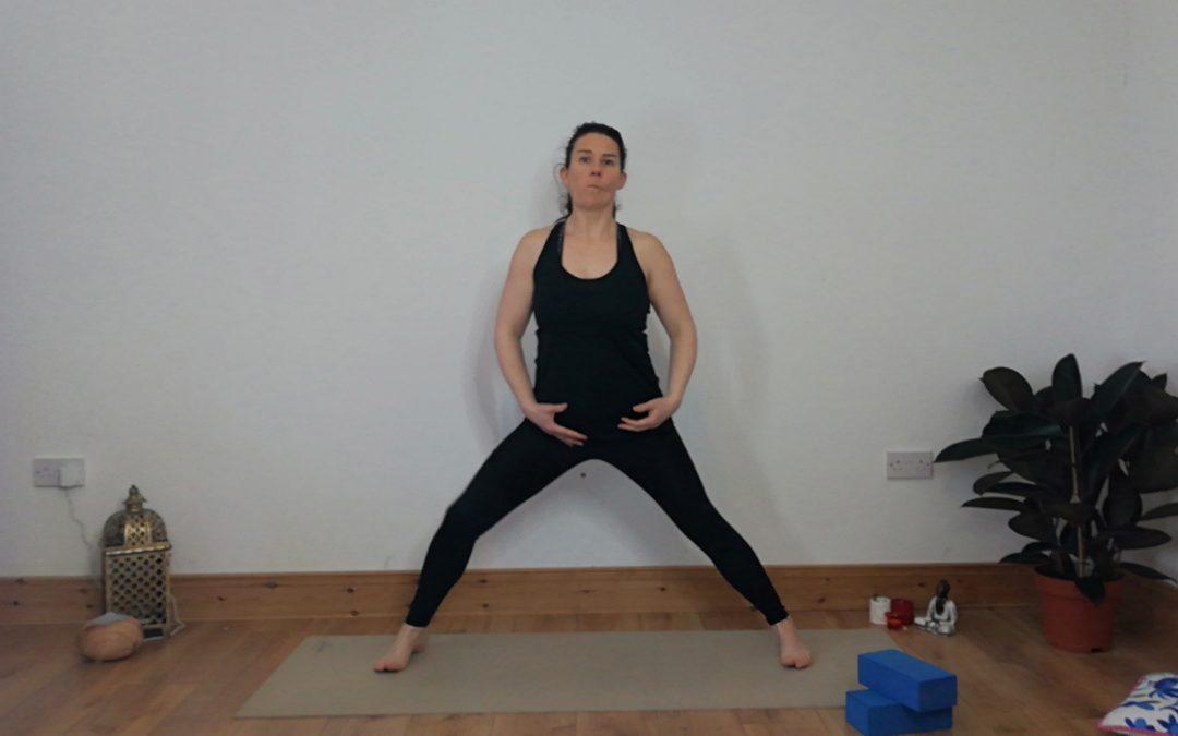 1 Hour Flow Yoga