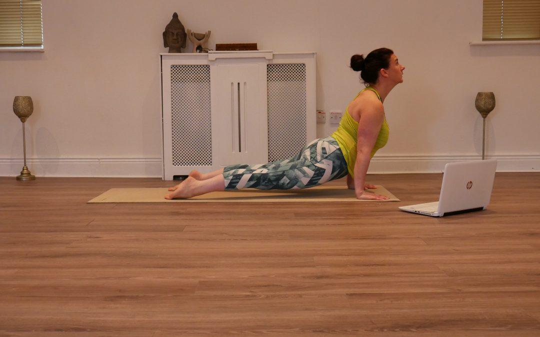 Backbending Yoga Workshop