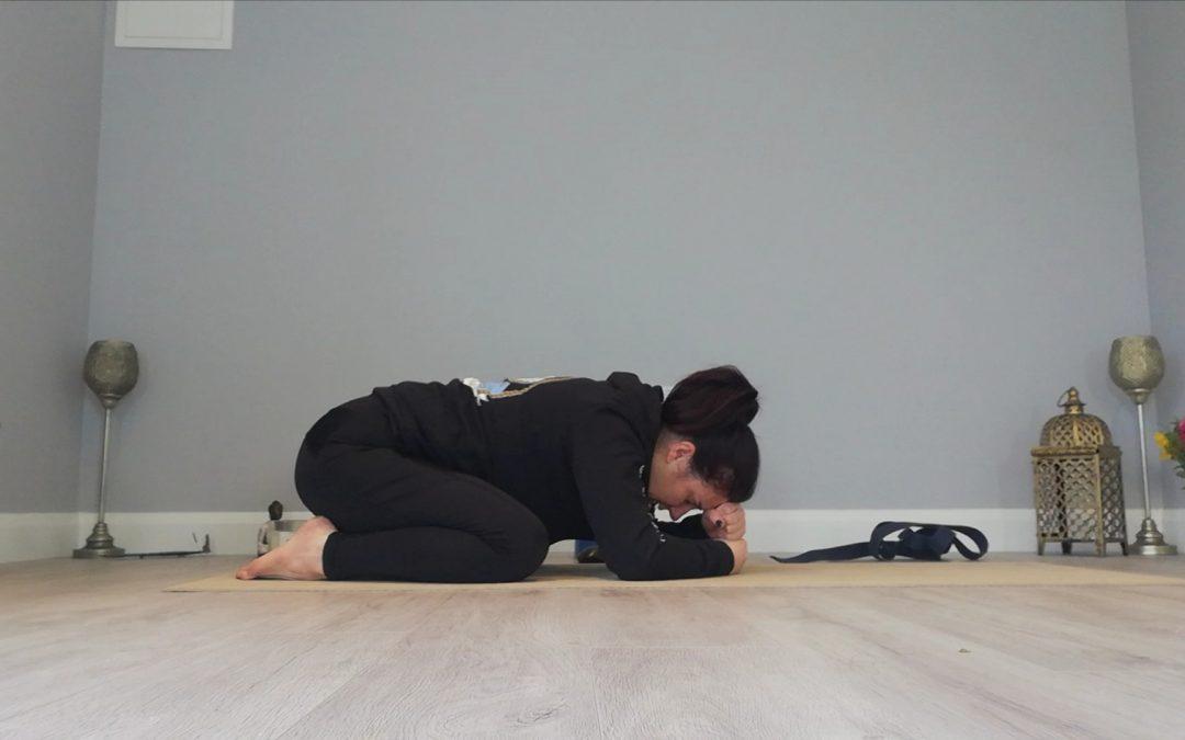Evening Pregnancy Yoga