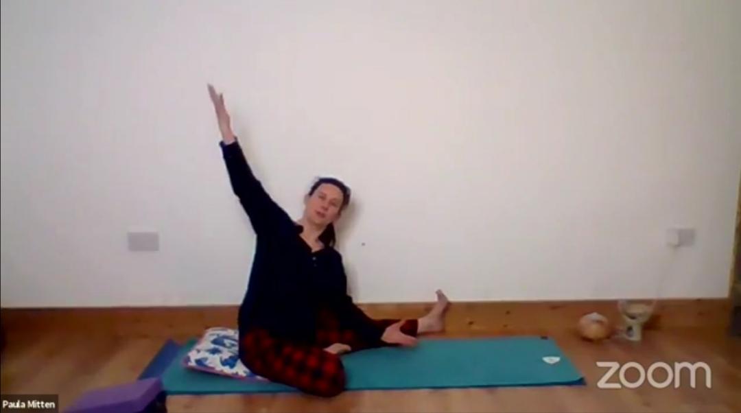 15 minute Bedtime Yoga