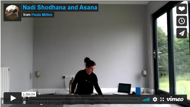 Nadi Shodhana and Asana