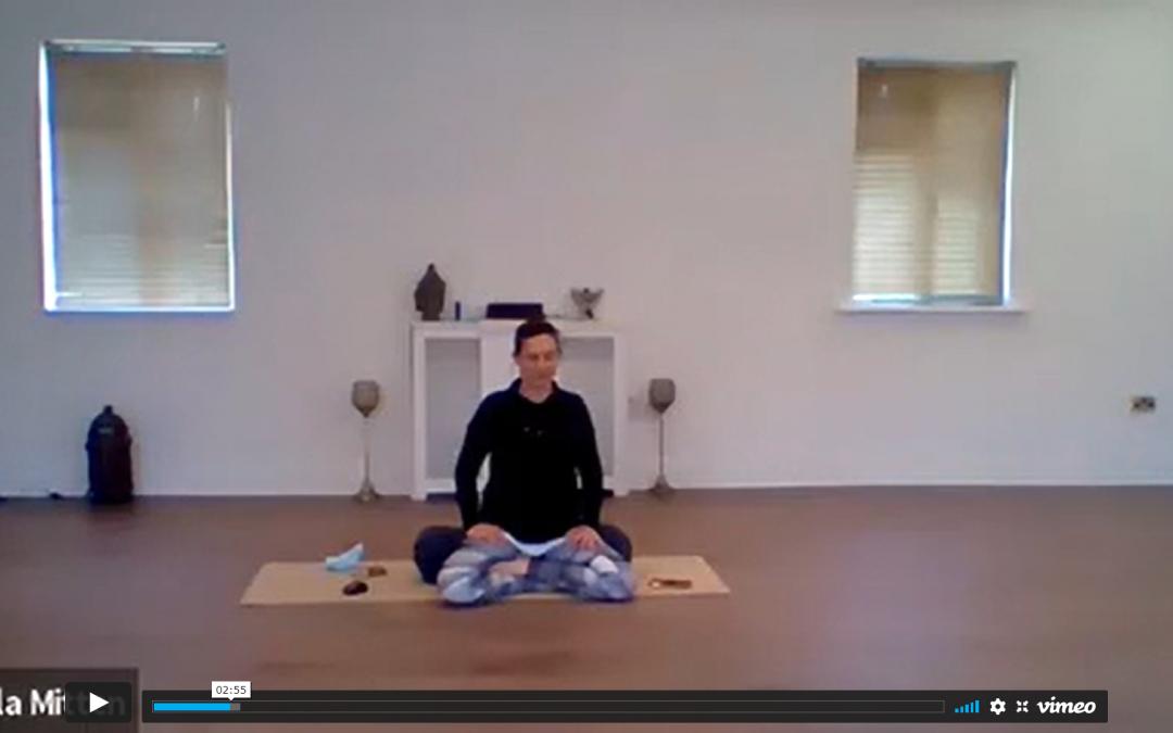30 minute Sensation Meditations